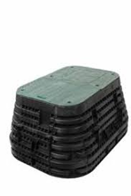 24x36x24 HDPE Box - Body Only