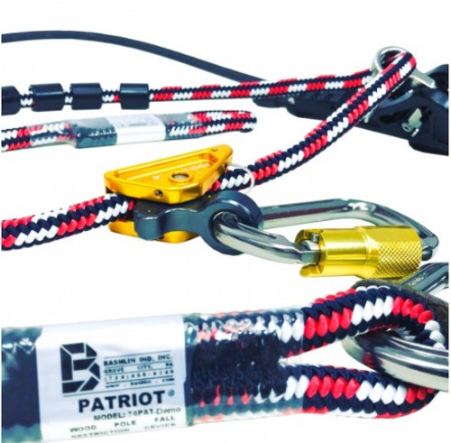 Patriot Fall Restriction Belt - BASH 76PAT