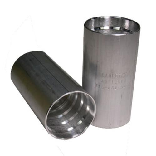 """CT AB2375 2.00"""" Aluminum Barbed Coupler"""