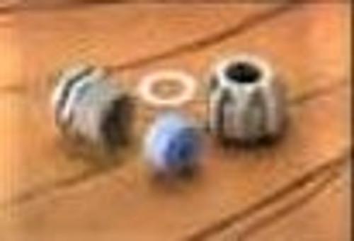 "MPC 1-Hole Grommet Part Adapter Kit .40"" - .60"""