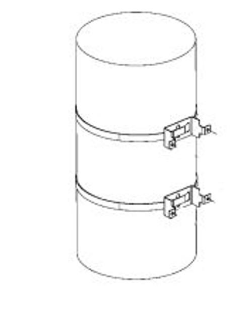 Pole/Wall Mount Bracket COYOTE LLC - PLP 8003830