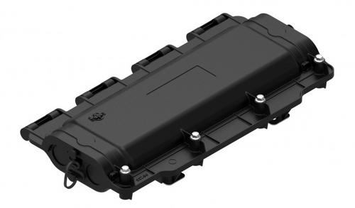 COYOTE Aerial Fiber Drop Closure Kit - COYDAC03