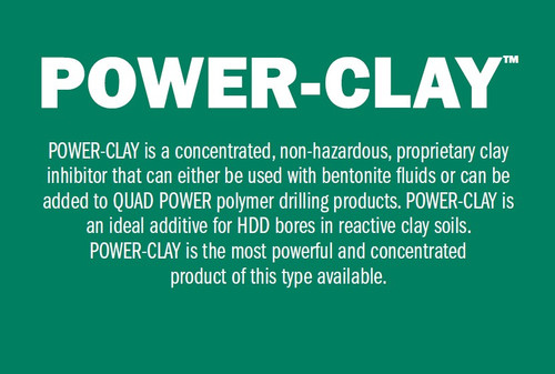 Quad Power Polymer Drilling Products