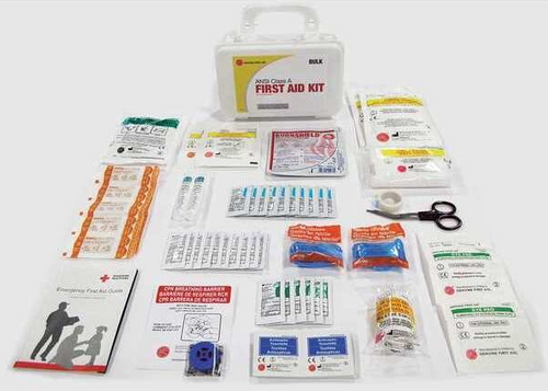 ANSI Class A: 25 Person Bulk First Aid Kit (ERB-9999-2151)