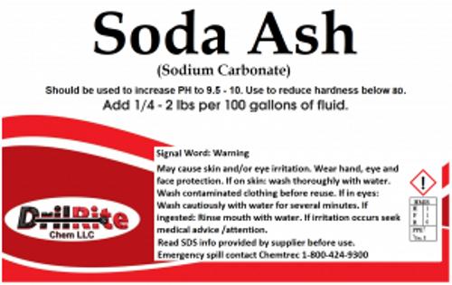 Soda Ash 50 Lb Bag