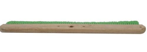 "36"" Wood Backed Concrete Broom (Nylon Bristles)"