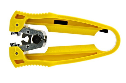Center Feed Cable Stripper for Fiber Optic Cable (FO-CF Series)