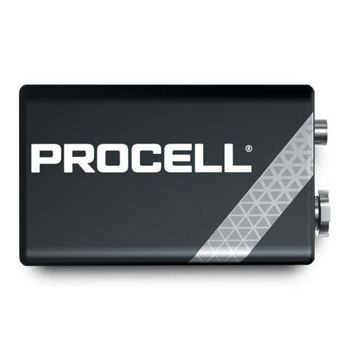 Procell Alkaline 9V Battery