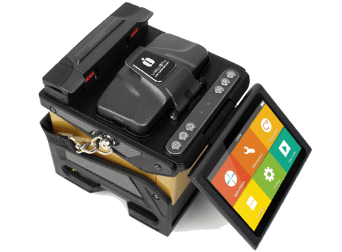 View 8 PRO Core Alignment Fusion Splicer w/ Cloud-Based System - INNO VIEW 8 PRO KIT