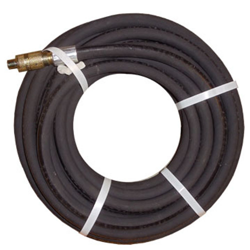 The TT07020117 50' Air Hose 45-55 is the same hose that comes standard with the Grundomat 45 P and Grundomat 55 P Basic Packages. For more information on this item, contact the horizontal directional boring experts at GUS: 800-245-8339.