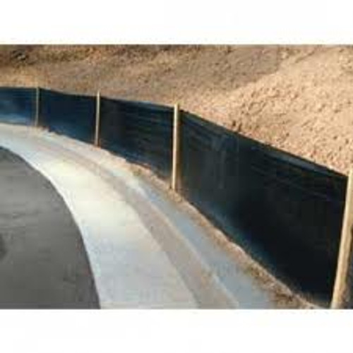 "SF 01 36'' Silt Fence Standard 13 Stakes 100' Commercial Grade with 48"" Stakes on 8' Centers"
