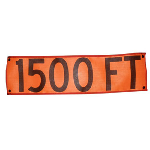 B A4PZ0890 PG Overlay  ''1500 FT''  Premium Grade Button-On Overlay
