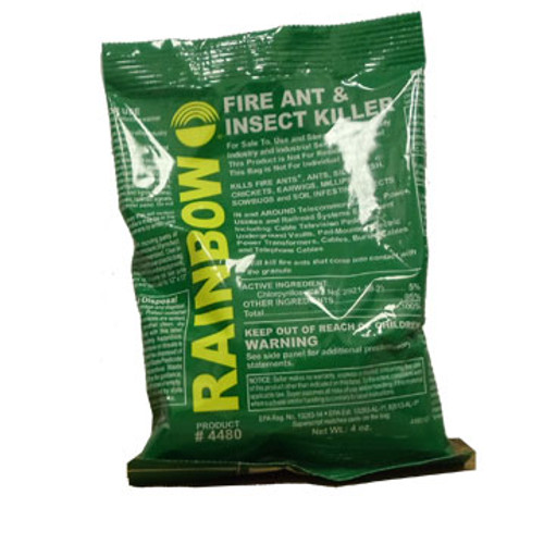 SP FIRE ANT Fire Ant and Insect Control 100 package case