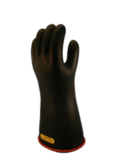 SAFE214RB10 Dielectric Gloves #10 Class II Insulated Size 10