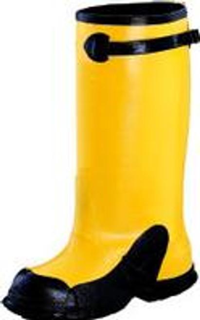 """SAF2140210 Servus 18"""" Deep Heel Rubber Overshoe Size 10"""