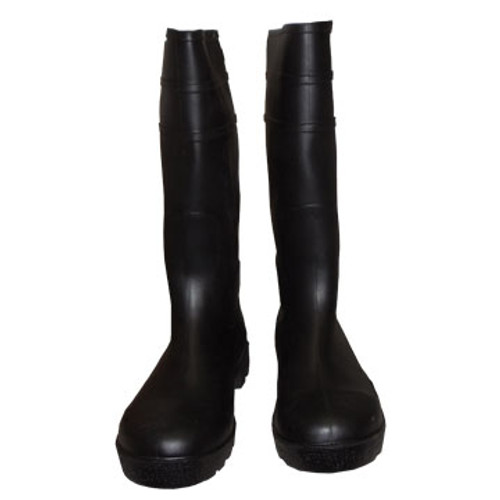 SP PC 338003 Steel Toe Knee Boot, Size 8