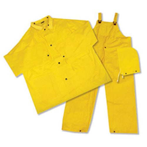 ERB-14299 Rain Suit 3 piece XX-Large