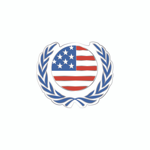 UNA-USA Lapel Pin