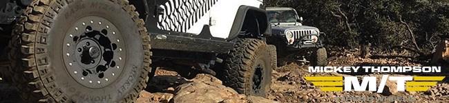 Mickey Thompson Mud Tires