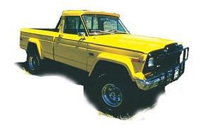 Jeep J-Series Trucks