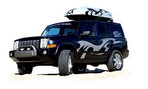 Jeep XK Commander