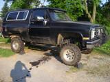 1988 Chevy Blazer