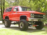 1989 Chevy 1/2 Ton