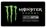 Monster Energy Limited Edition Wheels