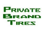 Private Brand Tires