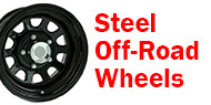 Steel Off-Road Wheels