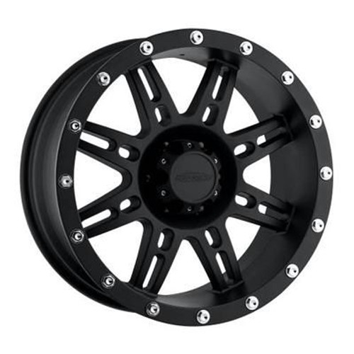 18x9 5x150 5BS Type 7031 Flat Black - Pro Comp Wheels