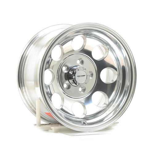 16x8 5x4.5 4BS Type 1069 Polished - Pro Comp Wheels