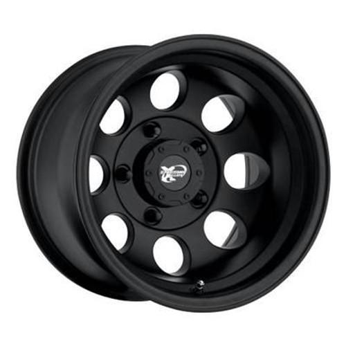 15x10 5x4.5 3.625BS Type 7069 Flat Black - Pro Comp Wheels