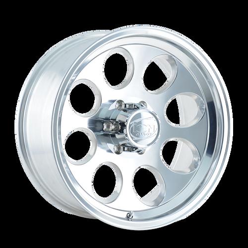 15x8 5x4.75 3.44BS Type 171 Polished - Ion Wheel