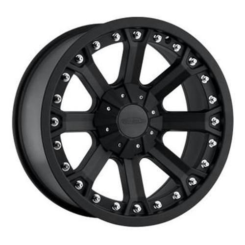 17x9 6x5.5/6x135 4.75BS Type 7033 Flat Black - Pro Comp Wheels