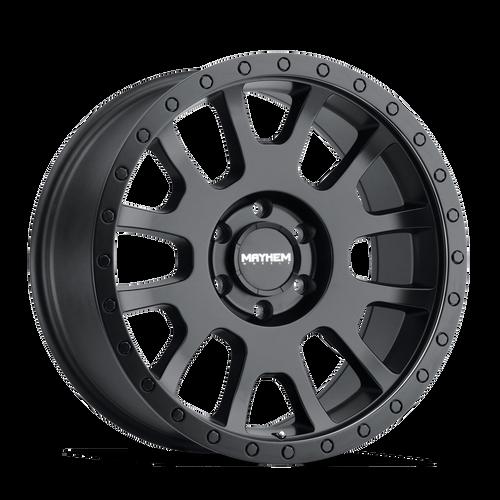 20x9 8x6.5 5BS 8302 Scout Matte Black - Mayhem Wheels