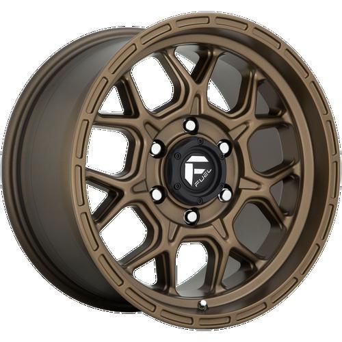 20x9 6x135 5.75BS D671 Tech Matte Bronze - Fuel Off-Road