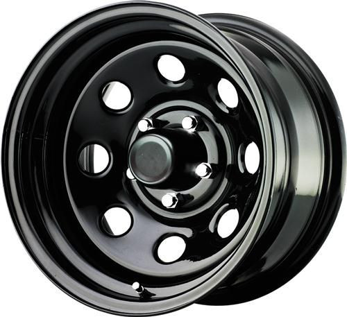 16x10 8x6.5 4.00BS Type 797 Black Modular - Pro Comp Wheels