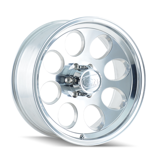 17x9 6x5.5 5BS Type 171 Polished - Ion Wheel
