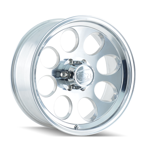 16x10 6x5.5 4BS Type 171 Polished - Ion Wheel