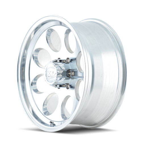 17x9 5x5.5 5BS Type 171 Polished - Ion Wheel