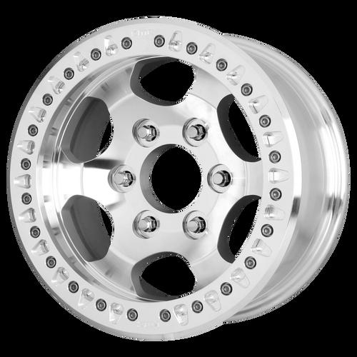 17x8.5 6x6.5 4.75BS XD231 Race Machined - XD Wheels