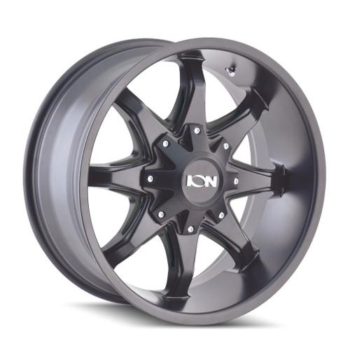 18x9 8x180 5.71BS Type 181 Graphite - Ion Wheel