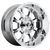 20x9 8x180 5.75BS D516 Krank Chrome - Fuel Off-Road