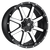 18x9 6x5.5/6x135 4.5BS D537 Maverick Black Machined - Fuel Off-Road