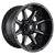20x10 5x4.5/5x5 4.5BS D556 Coupler Black Machined - Fuel Off-Road