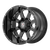 22x10 8x170 4.79BS XD825 Buck 25 Gloss Black Milled - XD Wheels