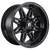 20x9 6x5.5/6x135 5BS D625 Hostage Gloss Black - Fuel Off-Road