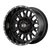20x10 6x5.5/6x135 4.79BS XD842 Snare Satin Black - XD Wheels