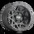 20x9 6x135 5BS Theory Matte Black - Dirty Life Wheels